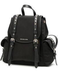 MICHAEL Michael Kors Studded Backpack - Black