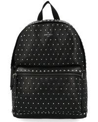 Jimmy Choo Wilmer Backpack - Black
