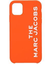 Marc Jacobs Iphone 11 Cover - Orange