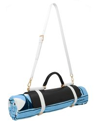 Dolce & Gabbana Beach Towel Bag - Blue