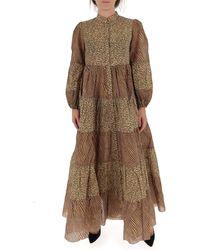 Zimmermann - Empire Tiered Dress - Lyst