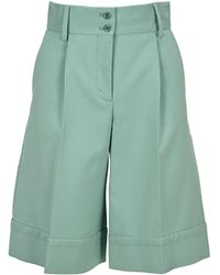 See By Chloé Knee-length Bermuda Shorts - Green