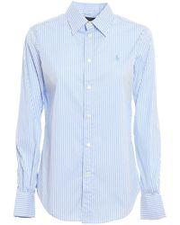 Polo Ralph Lauren Striped Shirt - Blue