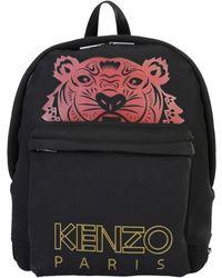 KENZO Large Tiger Backpack - Black