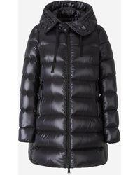 Moncler Moka Padded Jacket - Black