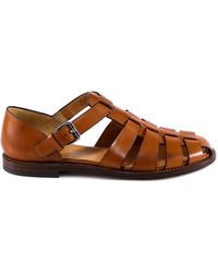 Church's Nevada Leather Sandal - Brown