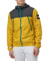The North Face Mountain 1990 Two-tone Jacket - Yellow