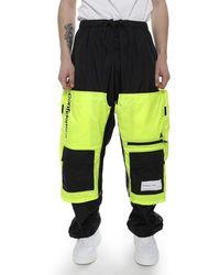 Marcelo Burlon Cargo Pants - Green