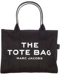 Marc Jacobs The Traveller Tote Bag - Black