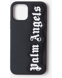 Palm Angels Iphone 12 Pro Case - Black