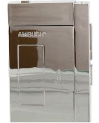 Ambush Cassette Player Clutch Case - Metallic