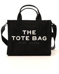 Marc Jacobs Small Traveler Tote Bag - Black