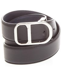 Dior Homme - Leather Belt - Lyst