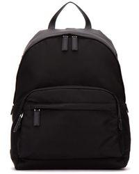 Prada Classic Backpack - Black