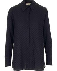 Givenchy Silk Shirt - Black