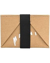 Marni - Origami Cardholder - Lyst