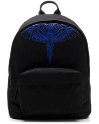Marcelo Burlon - Pictorial Wings Backpack - Lyst