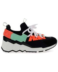 Pierre Hardy Trek Comet Sneakers - Multicolour