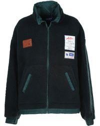 ADER error - Fleece Zip Up Jacket - Lyst