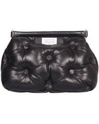 Maison Margiela Glam Slam Medium Bag - Black