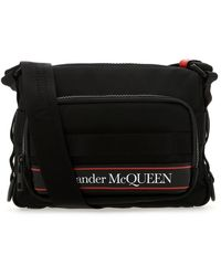 Alexander McQueen Urban Crossbody Bag - Black