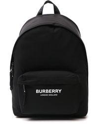 Burberry Jett Backpack - Black