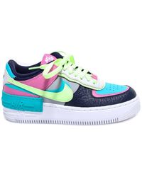 Nike Air Force 1 Shadow Se Sneakers - Multicolor