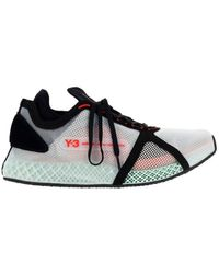 Y-3 Runner 4d Low-top Sneakers - Multicolour