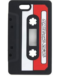 Marc Jacobs Iphone 5 Mix Tape Case - Black