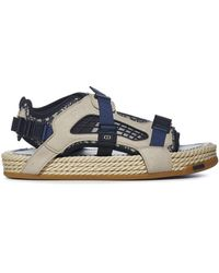 Dior Atlas Sandals - Blue