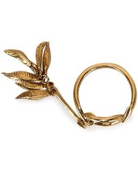 Givenchy Arrow Pendant Ring - Metallic