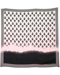 Alexander McQueen - Other Materials Scarf - Lyst