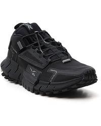 Reebok Zig Kinetica Edge Sneakers - Black