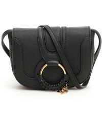 See By Chloé Hana Small Cross Body Bag - Black