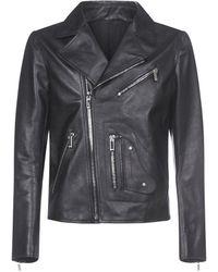 Dior Biker Jacket - Black