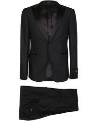Ermenegildo Zegna Two-piece Suit - Black