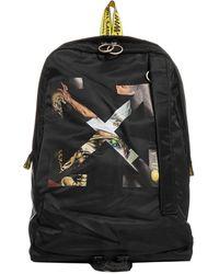Off-White c/o Virgil Abloh Pascal Arrows Backpack - Black