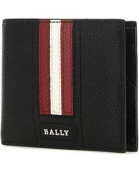 Bally Tevye Bifold Wallet - Black