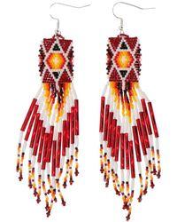 Jessie Western - Beaded Earrings - Lyst