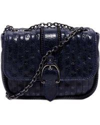 Longchamp Hobo Bag Xs - Blue