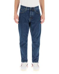 Carhartt WIP Straight Fit Jeans - Blue