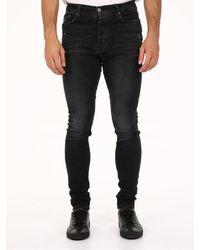 Amiri Grey Stack Jeans
