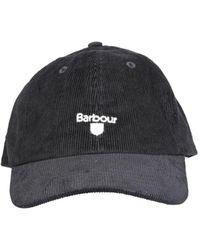 Barbour Hat - Blue