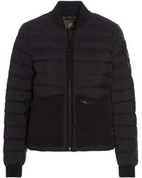 Moose Knuckles - M31lj124292 Other Materials Outerwear Jacket - Lyst