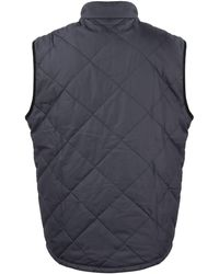 Barbour Harley Quilted Gilet - Blue