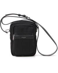 Saint Laurent Cross-body Bag Small Sid - Black