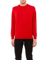 Polo Ralph Lauren Classic Crewneck Pullover - Red