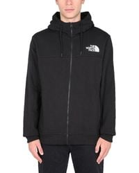 The North Face Sweatshirt With Logo - Black