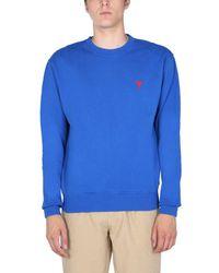 AMI - Coeur Oversize Fit Sweatshirt - Lyst