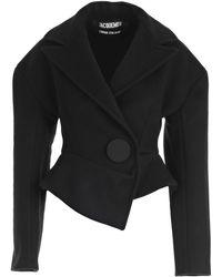 Jacquemus - Pierre Structured Jacket - Lyst